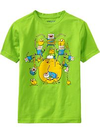 Adventure Time Tee - Old Navy