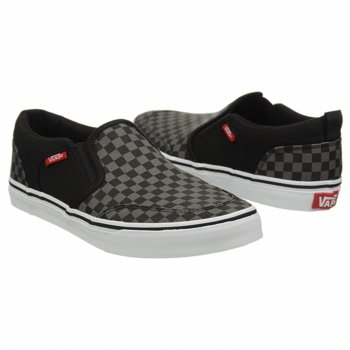 Vans - Kids' Asher Checkerboard