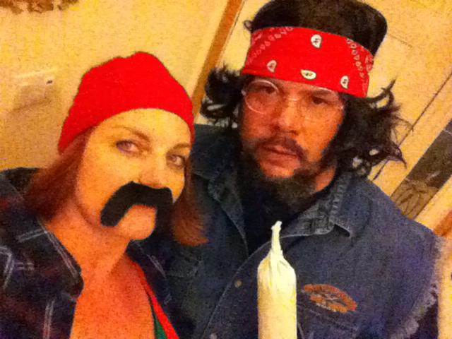 Cheech & Chong Halloween Costumes