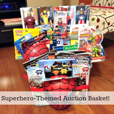 superhero-auction-raffle-gift-diy-basket