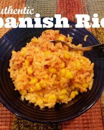 Spanish Rice Made Easy!