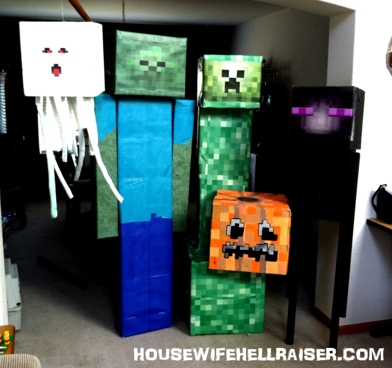 minecraft-characters