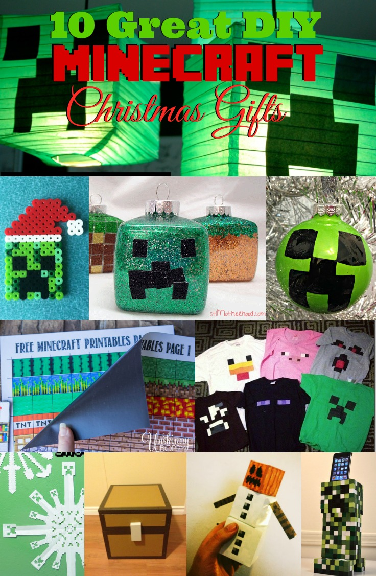 10-great-DIY-minecraft-christmas-gifts