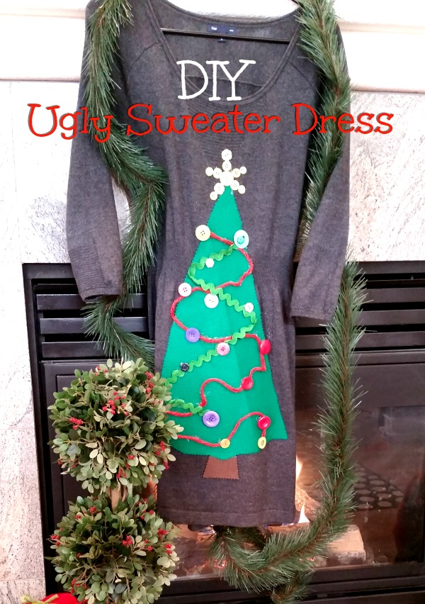 DIY-ugly-sweater-dress
