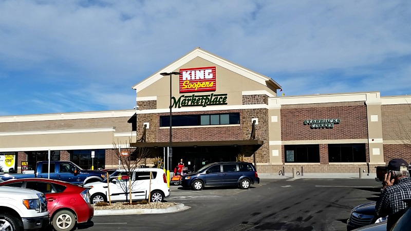 King Soopers Marketplace Grand Opening in Aurora, CO