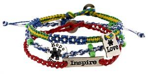 Guatemalan autism bracelet