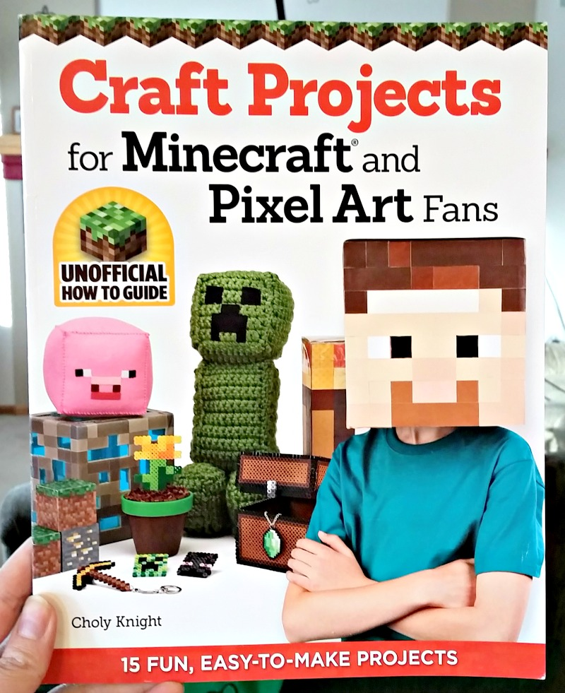 minecraft-craft-projects-book
