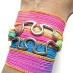 silk wrap autism bracelet