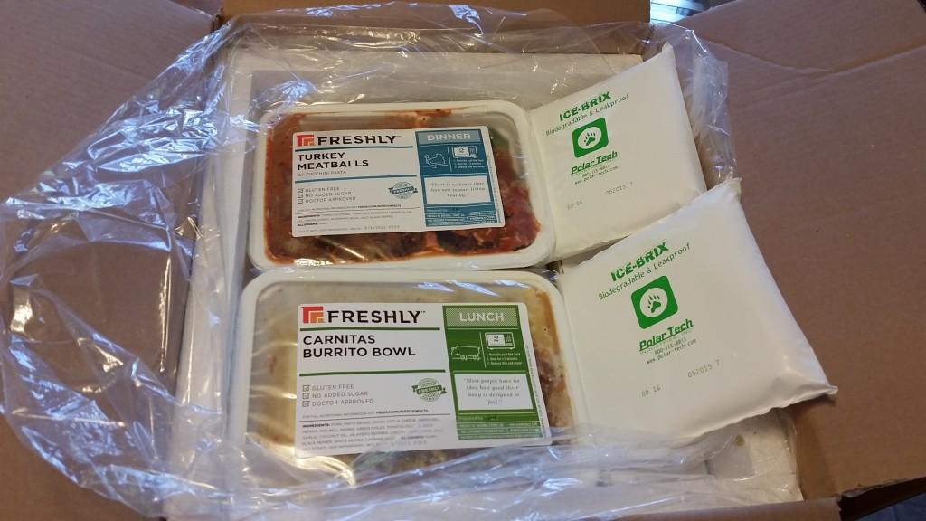 Freshly Gluten Free Healthy Meals