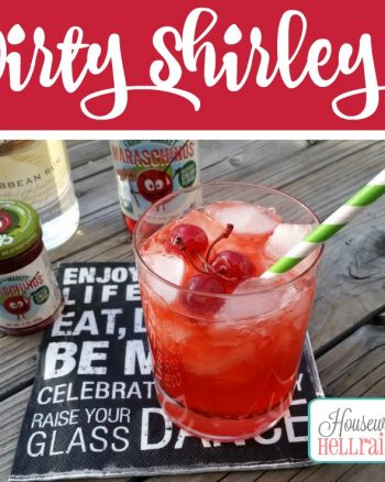 Dirty Shirley Cherry Cocktail