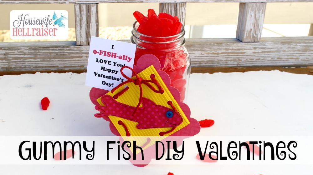 swedish fish valentines diy printable