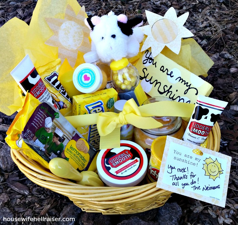 basket of sunshine 1
