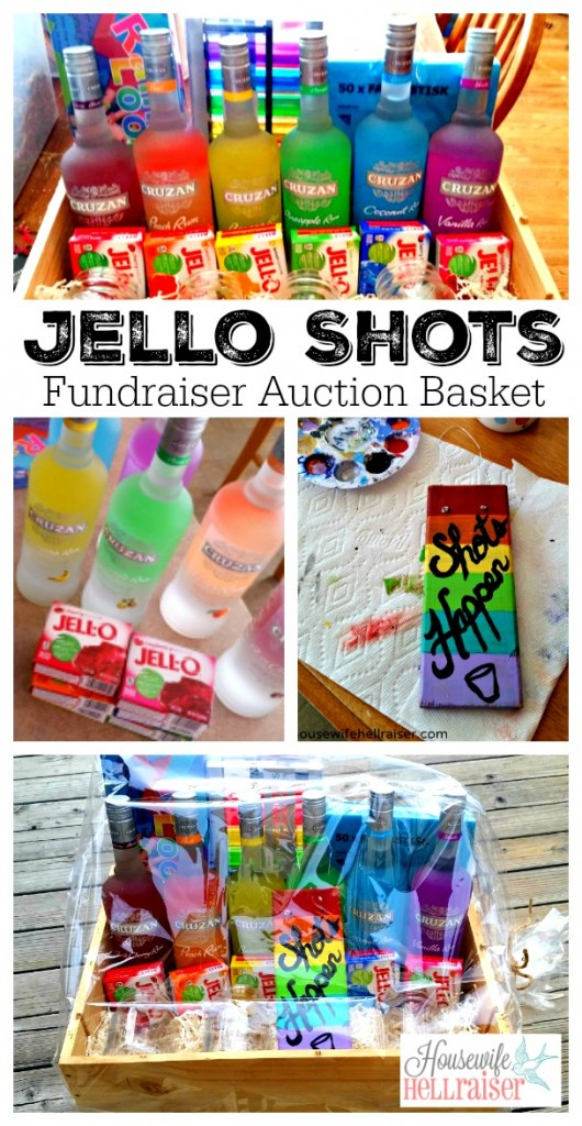 jello shots collage