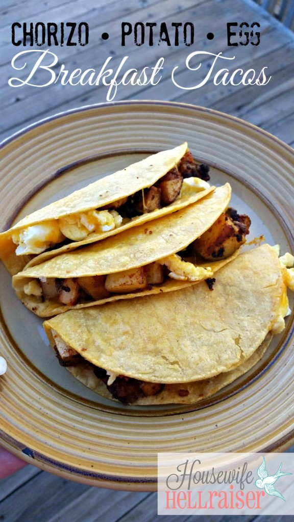 Breakfast Tacos - Of course you can eat tacos for breakfast, and these will make your day go better. | dudethatsdope.com