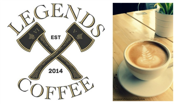 legends coffee at southlands