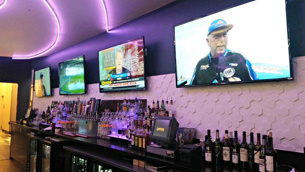 gameworks bar