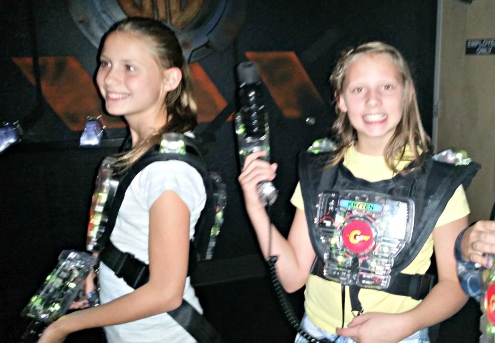 gameworks laser tag