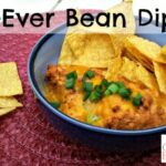 Best-ever Bean Dip