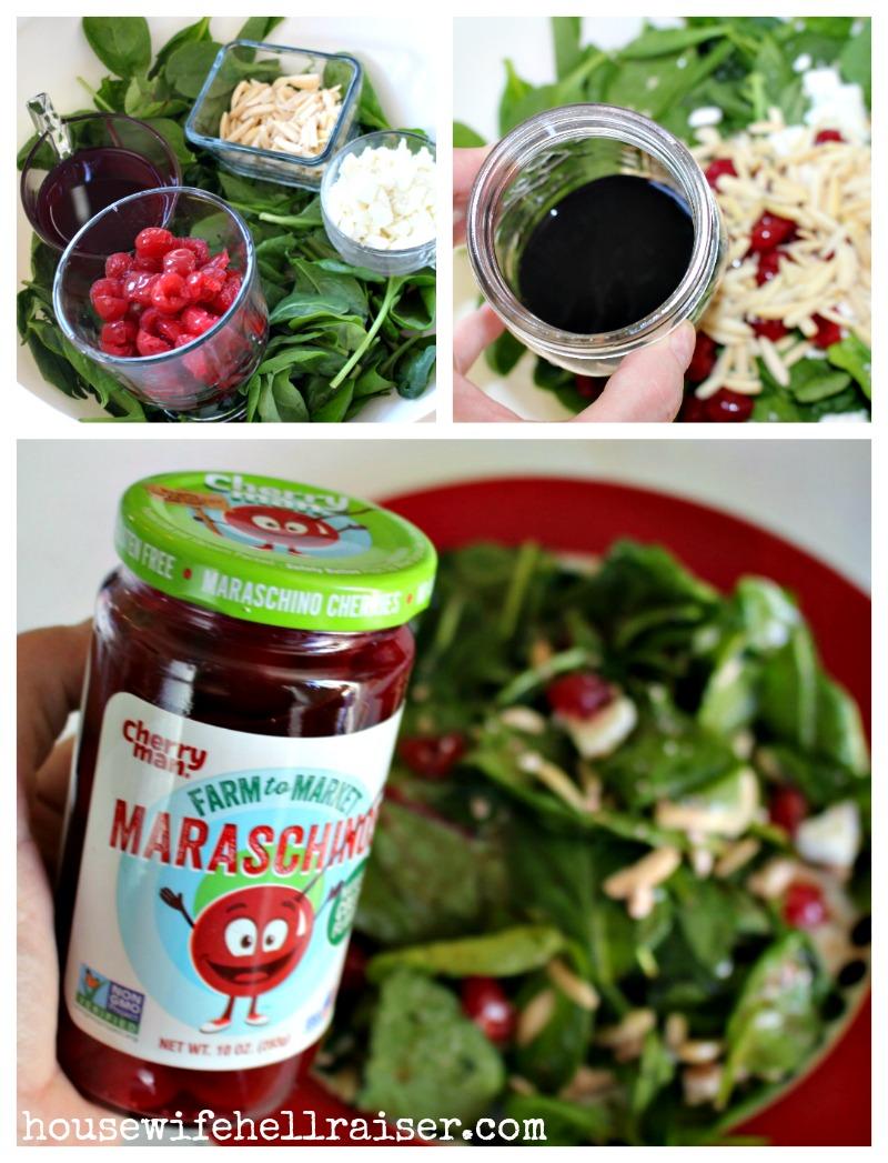 spinach-salad-parts