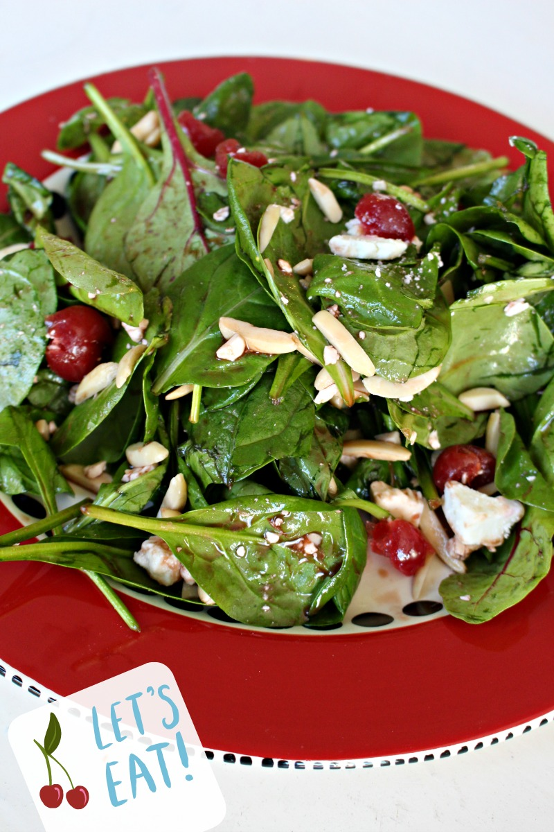 spinach-salad-plate