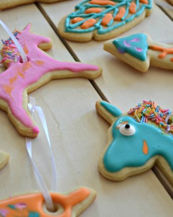 Cool Cookie Ornaments