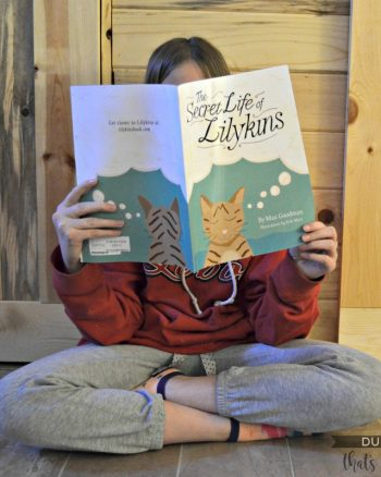 The Secret Life of Lilykins – Children's Book