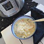 Chicken Gnocchi Soup – Instant Pot