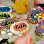 Raddest Easter Cookies with #SPRINKLEFETTI