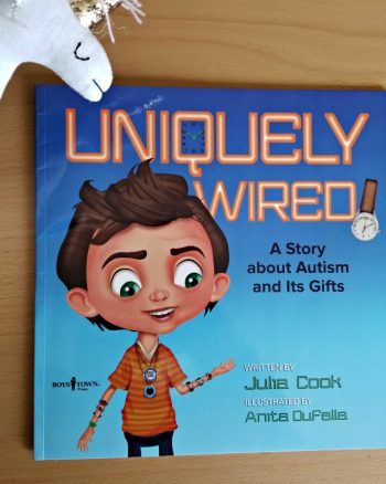 Uniquely Wired – A Story About Autism – Book Review