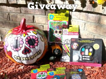 Day of the Dead giveaway