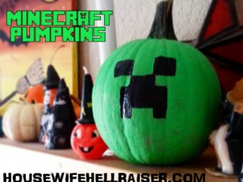 Minecraft Pumpkins