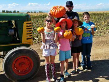 Anderson Farms pumpkins