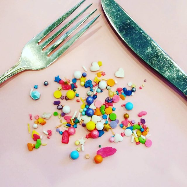 Unicorns eat sprinkles for breakfast unicornsprinklefetti bakerspartyshop snapconf